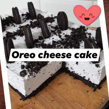 Desertul perfect: Oreo cheesecake